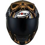 Casca moto SUOMY SR-SPORT CROSSBONE auriu