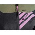 Jacheta moto dama textil IXON ORION gri